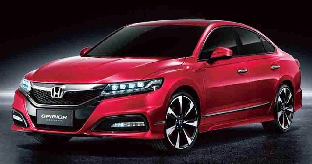 Honda accord redesign schedule
