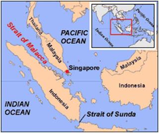 El Estrecho de Malaca