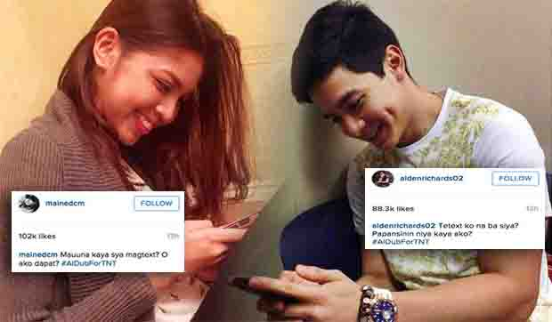 AlDub to Endorse Talk 'N Text Mobile Network