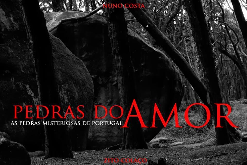 Livro Pedras do Amor - As Pedras Misteriosas de Portugal