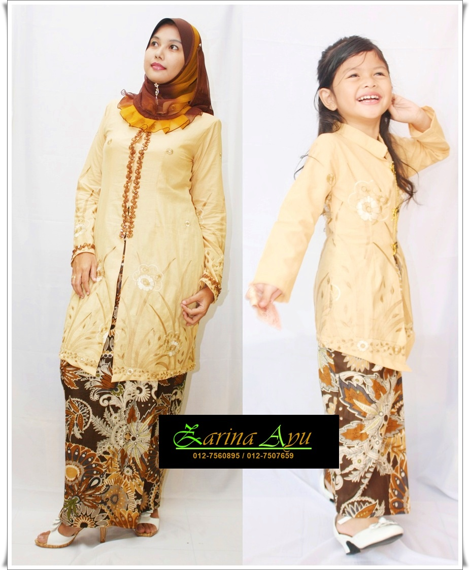 Kebaya Zarina Ayu Collections