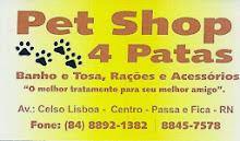 Pet Shop 4 Patas