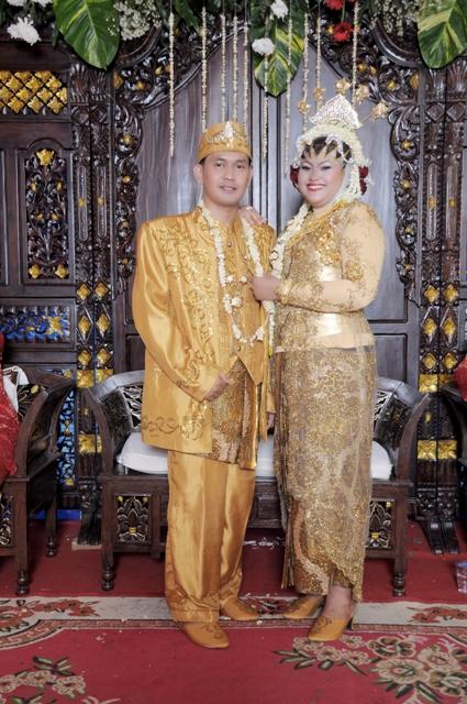 Pengantin Adat Jawa Solo Putri Griya Rahayu Rias Pengantin