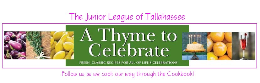 A Thyme to Celebrate