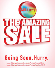 Image result for liberty sale