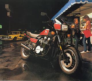 Honda Nighthawk 700S