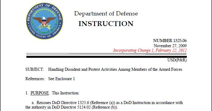 The Gangfighters Network Further Attempts To Give Teeth To Dod