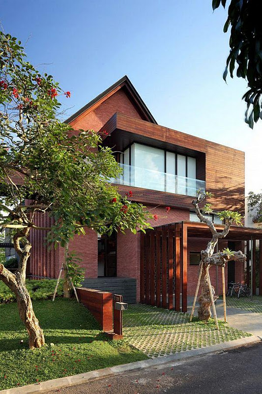 modern tropical home design ideas – an awesome dream house in