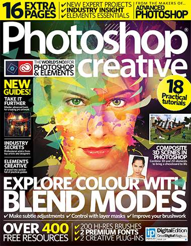 Photoshop Creative Magazine Issue 134 2015