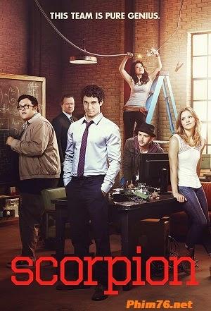 Thiên Tài Lập Dị Phần 1|| Scorpion Season 1