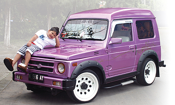Suzuki Katana '97 : Funkiest Katana