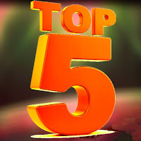 Top 5 Hit Songs ending week of July 31, 2015