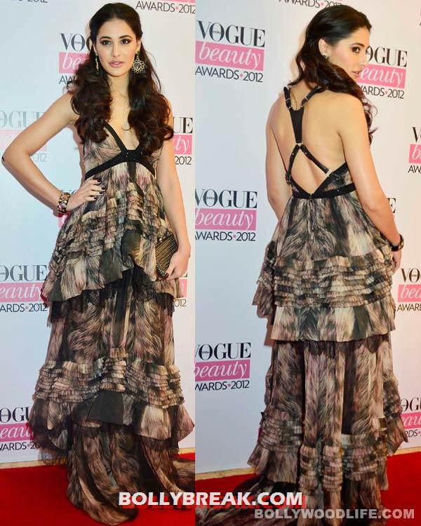 , Ileana D'cruz Or Nargis Fakhri - Who Did The Backless Gown Look Better?