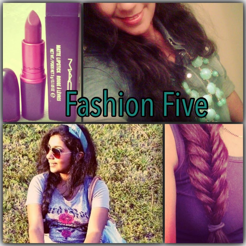 Fashion  Five