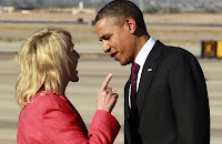 Obama, Ariz. governor in heated exchange