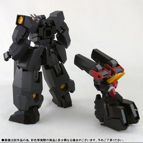 Robot Damashii Seravee Gundam GNHW/3G (Seravee & Seraphim Set)