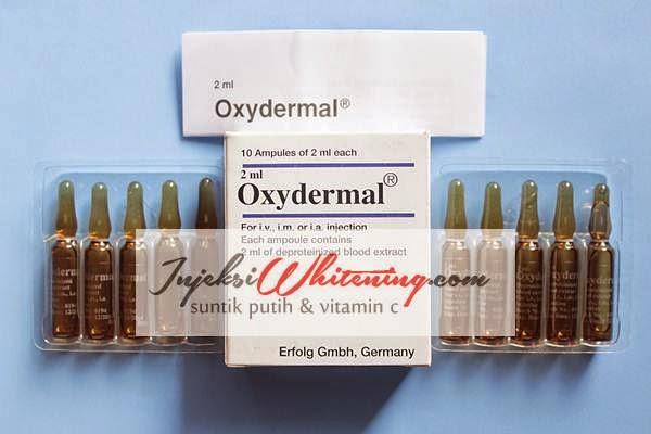 Oxydermal White Injeksi