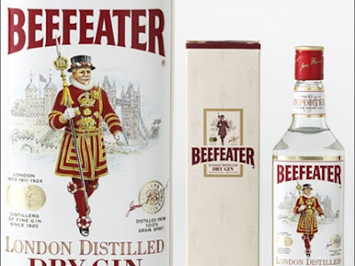 Otro de Beefeater, please