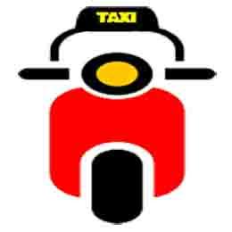 Motorbike Taxi Ubud