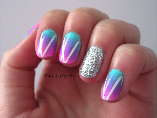 nails & threads gradient hipster