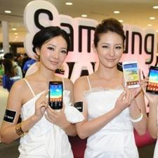 Samsung Galaxy Grand launches with 5 inch WVGA display