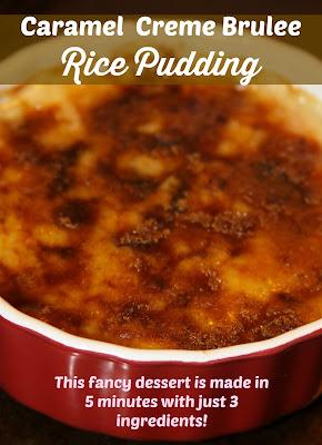 Rice Pudding Baked Dessert