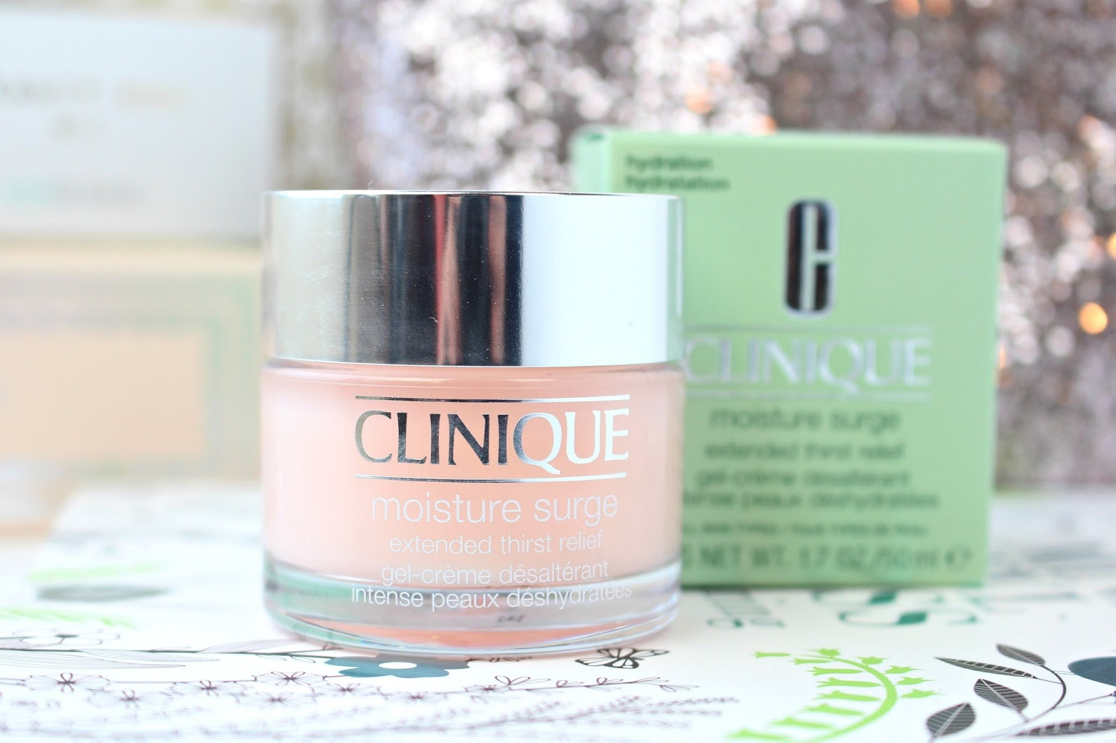 Clinique Moisture Surge Extended Thirst Relief Review