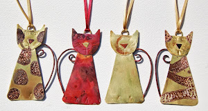 Cat decorations