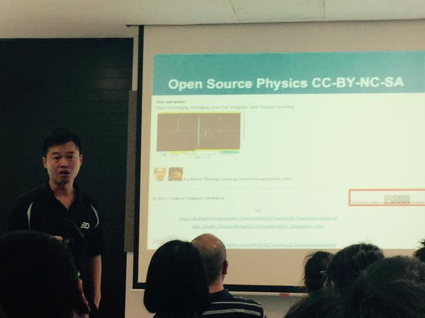 ‏photo by @shamsensei example of open source physics cc-by-nc-sa