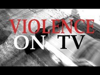 Violence On Tv Essay