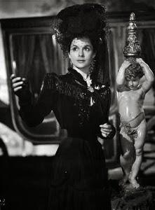 Delia Garcés en 'La dama duende'