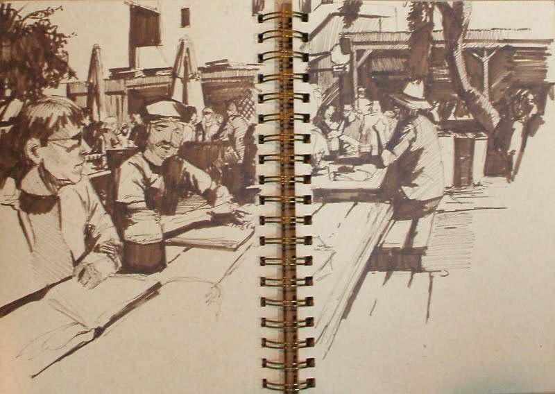 Sid's Sketchbook