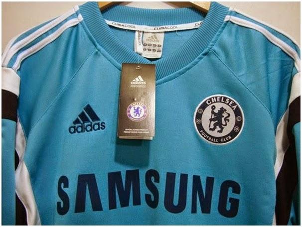 Sweater Traning GO Adidas Chelsea Pada Musim Kompertisi 2015