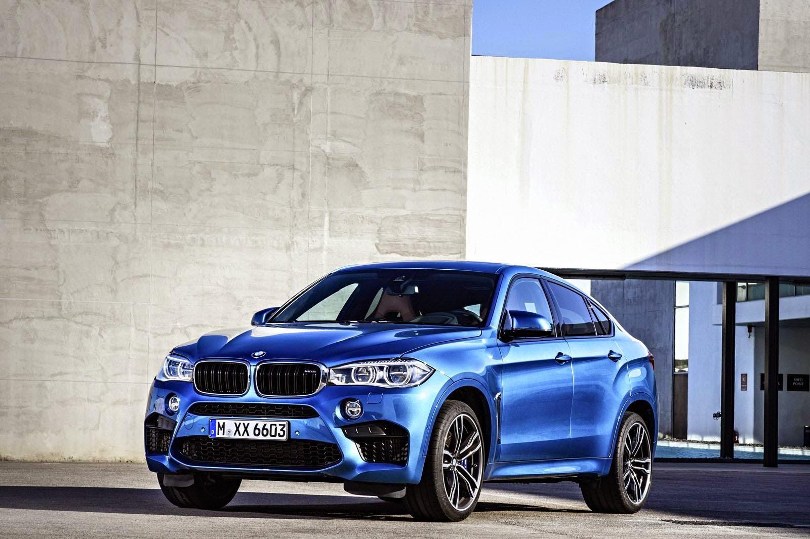 BMW X5 M ve X6 M