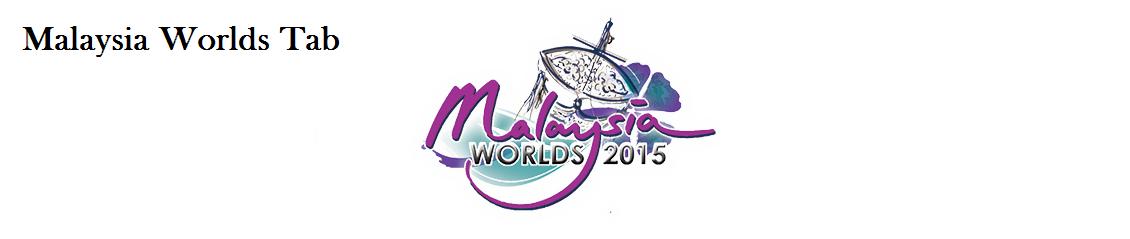 Malaysia Worlds Tab