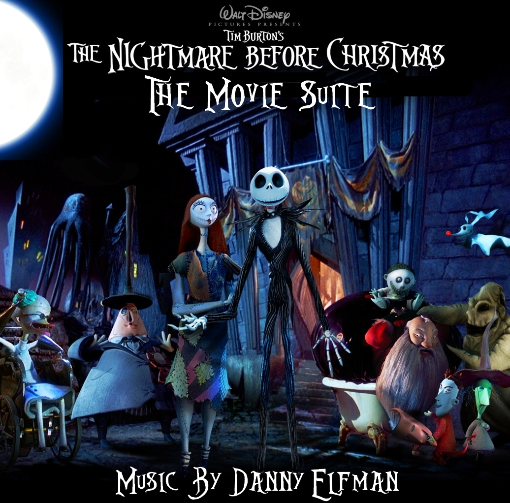 Movie Suites: The Nightmare Before Christmas Movie Suite