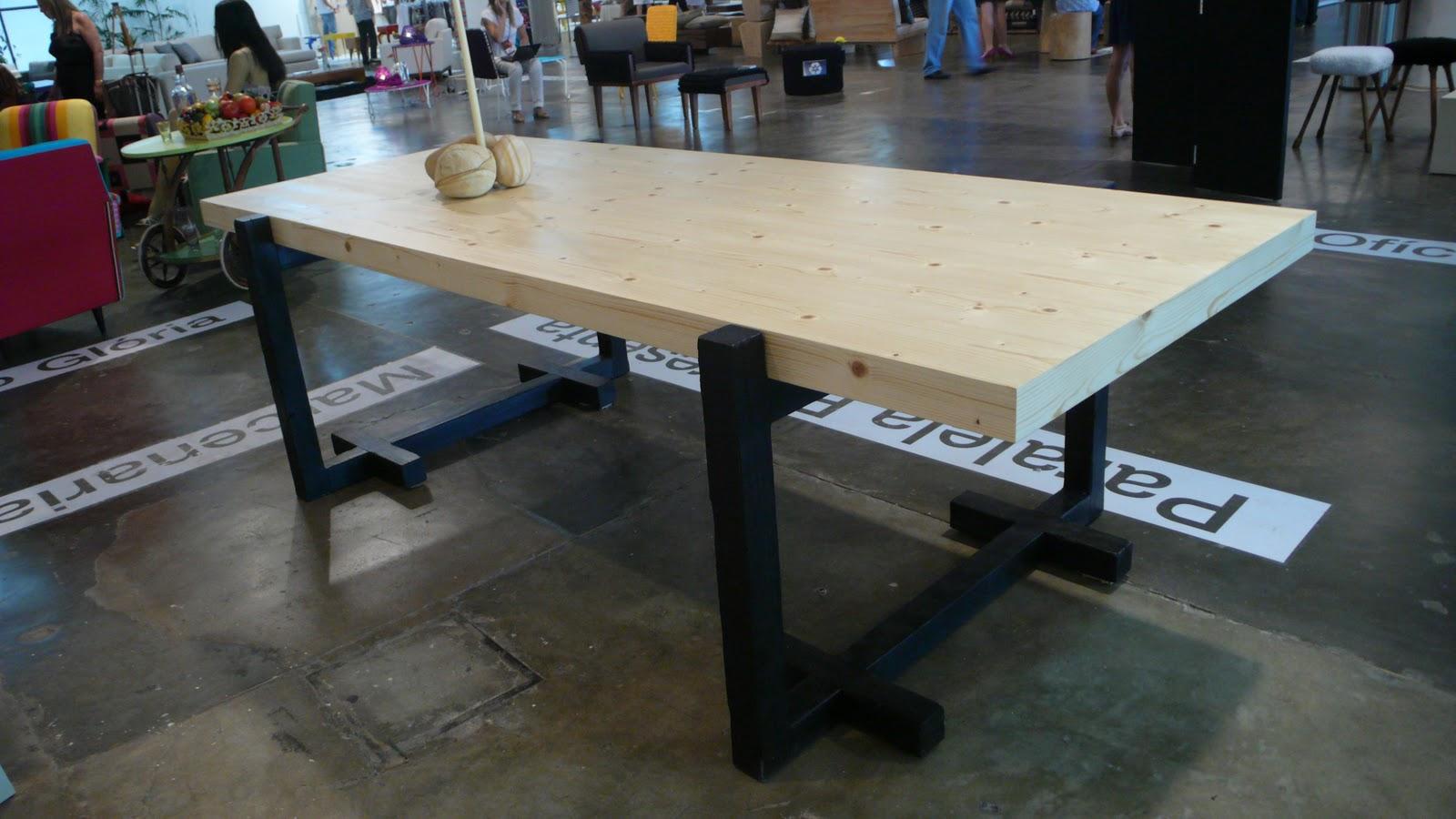#457086 Cavaletes de madeiras mesas secretárias e muita imaginação  1600x900 px cavalete para mesa de madeira @ bernauer.info Móveis Antigos Novos E Usados Online