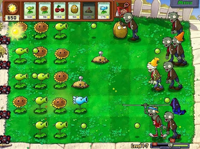 Plants vs Zombie Full Version + Crack