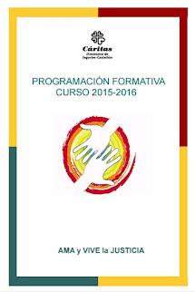 PROGRAMACION FORMATIVA 2015-2016