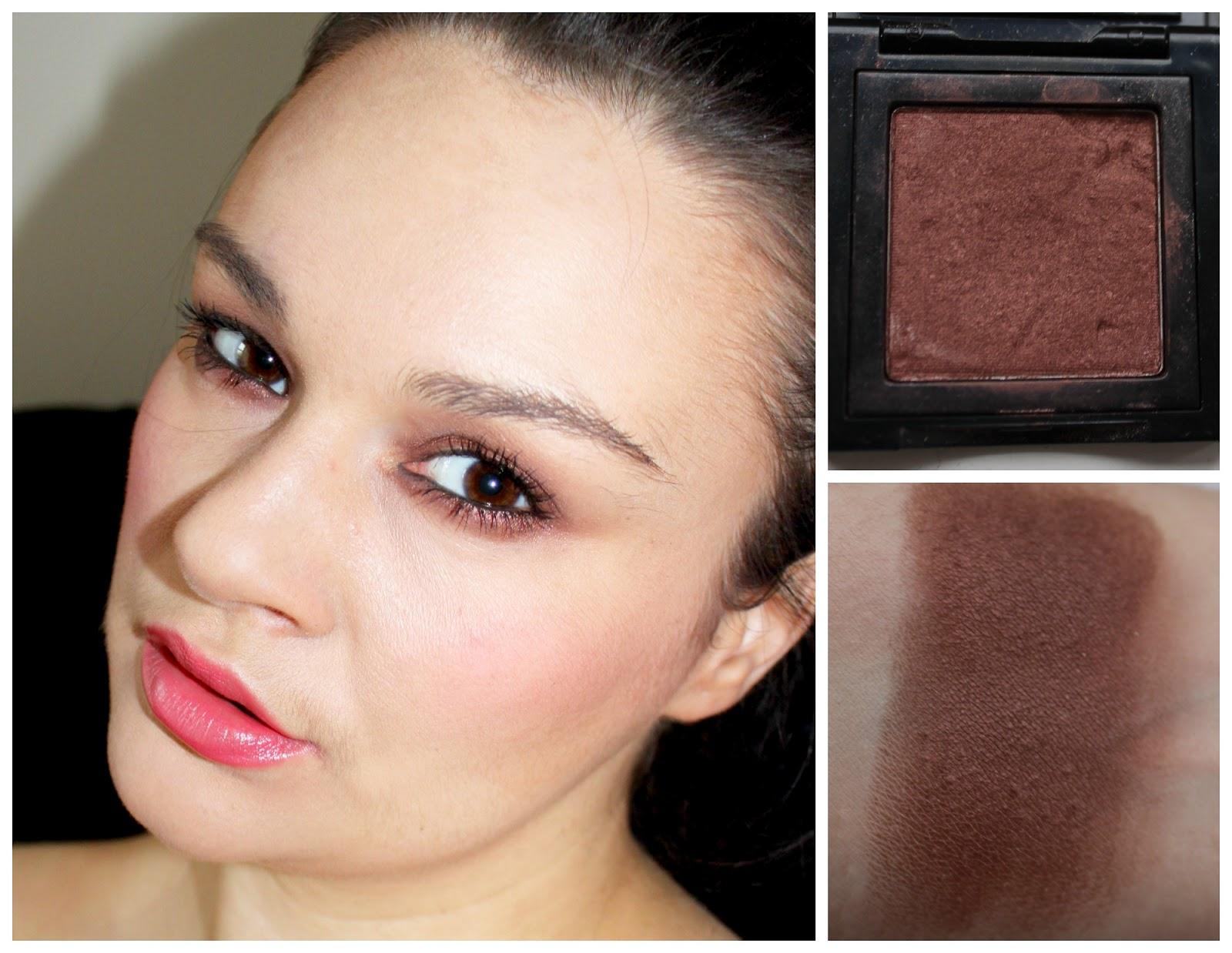 Bobbi+Brown+Metallic+Eyeshadow+in+Cognac What Color Eyeshadow For Green Eyes
