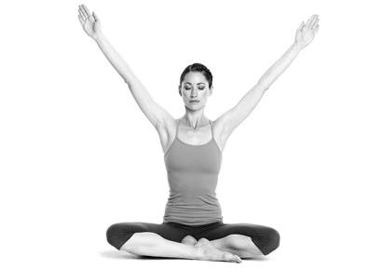 Yoga Meditation Pose Halcyon Days: 1...