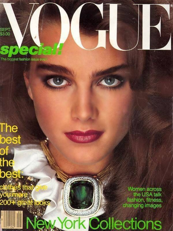 Flash Back Friday Brooke Shields