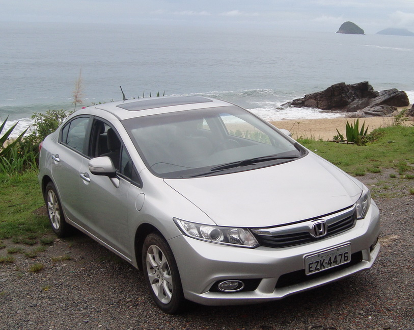 HONDA CIVIC EXS, NO USO