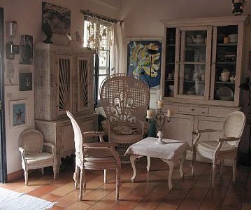 Decoraci n en estilo provenzal ideas para decorar for Muebles provenzales