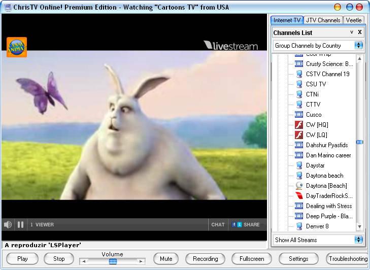 ChrisTV Online Premium Edition 6.60 ML Software + Serial Key