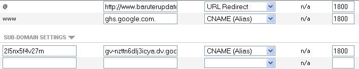 Cara Custom Domain Blogspot Terbaru 6
