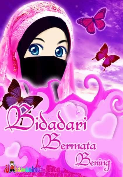 macam macam kartun kartun gamabr muslimah dan muslim