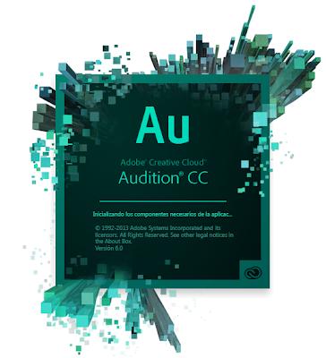 Adobe Audition CC 6.0.732