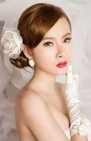"""Cách làm đẹp cho những cô dâu cưới màu lạnh """" điều bạn nên biết"""""""