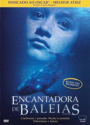 Encantadora de Baleias - DVDRip Dublado